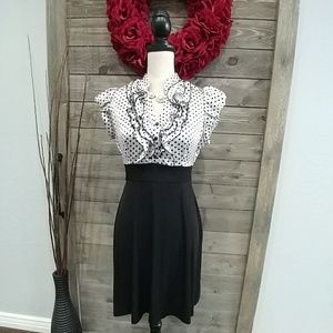 Ruby Rox 💋 Polka Dot Dress
